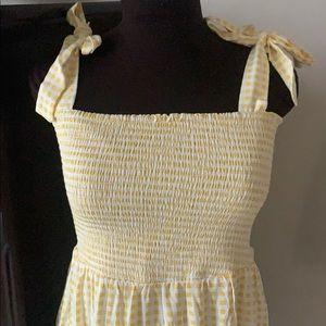 LC Lauren Conrad Dresses - LC Lauren Conrad sundress. Size xl. NWT